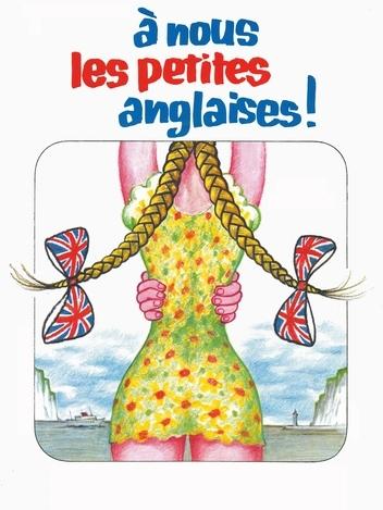 A nous les petites anglaises !