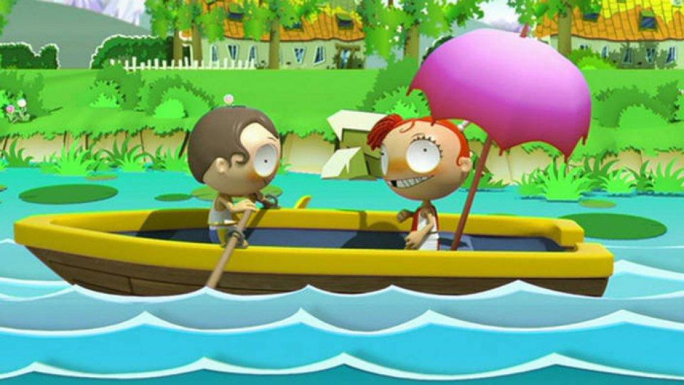 A Viagem de Barco