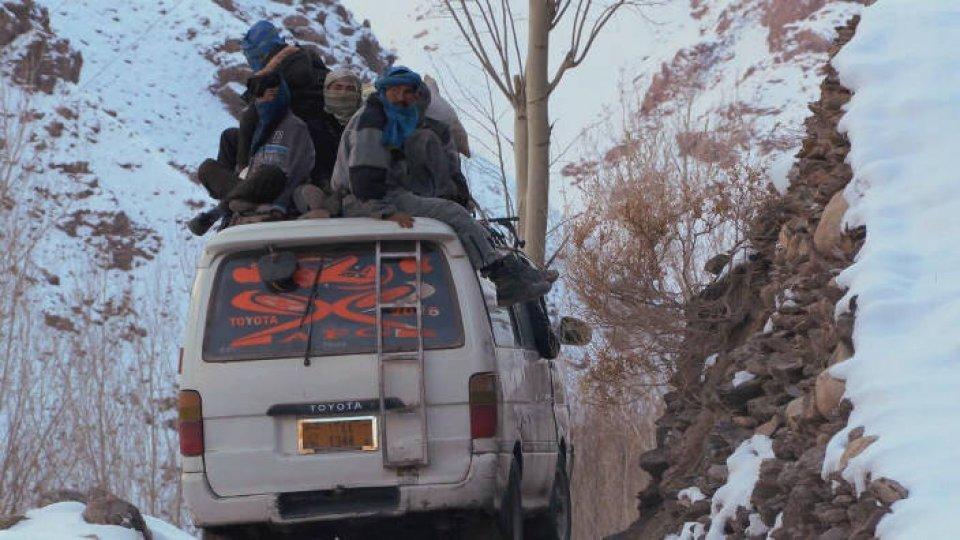 Afghanistan, les marchands des vallées