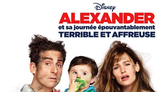 Alexandre et sa journée épouvantablement terrible et affreuse