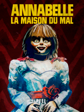Annabelle : la maison du mal