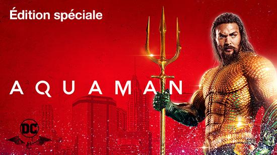 Aquaman - édition spéciale