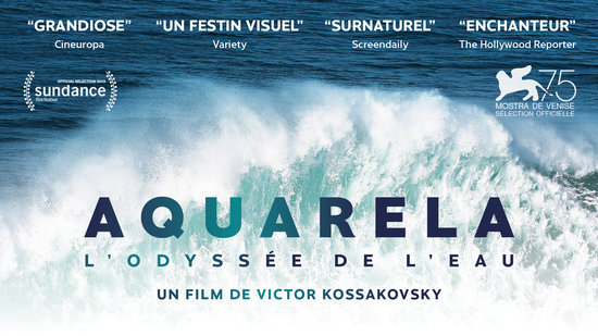 Aquarela, l'Odyssée de l'eau