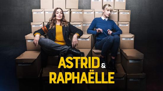 Astrid et Raphaelle