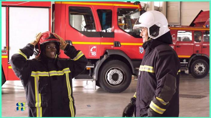 Au feu , les pompiers !