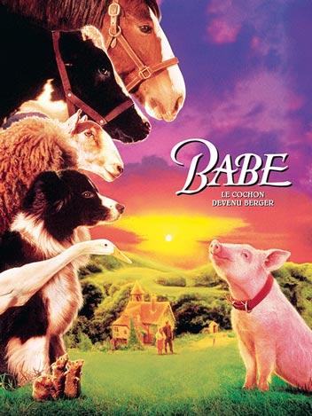 Babe : le cochon devenu berger