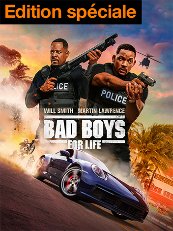 Bad Boys For Life - édition spéciale
