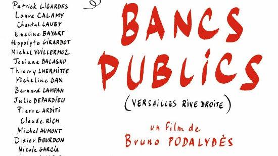 Bancs publics (Versailles rive droite)