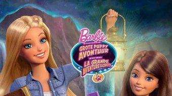 Barbie : la grande aventure des chiots