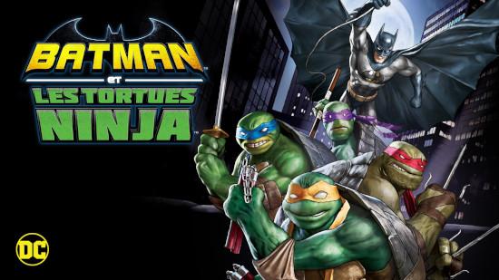 Batman et les Tortues Ninja