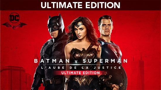 Batman v Superman : l'aube de la justice - version longue