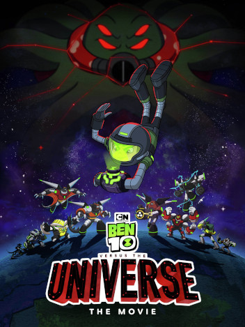 Ben 10 contre l'univers : le film