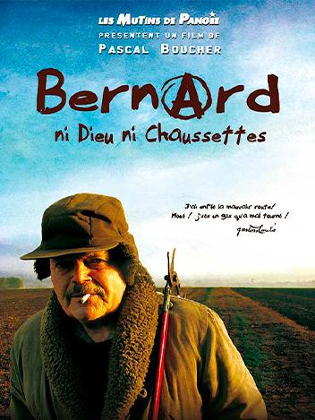 Bernard ni dieu ni chaussettes
