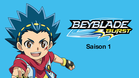 Beyblade Burst - S01