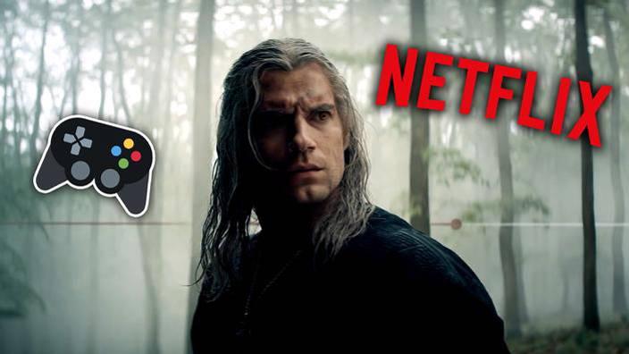 Bientôt des jeux gratuits sur Netflix ?