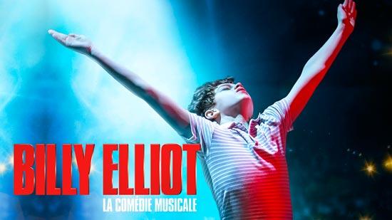 Billy Elliot - La comédie musicale live
