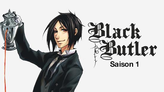 Black Butler - S01