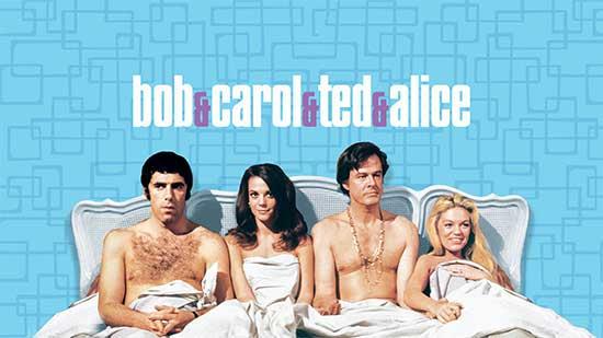 Bob et Carole et Ted et Alice