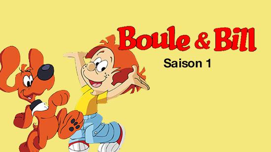 Boule et Bill - S01