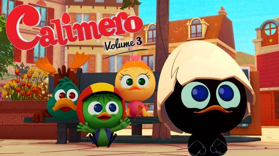 Calimero - Volume 03 - Calimero vive la récré