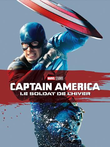 Captain America, le soldat de l'hiver