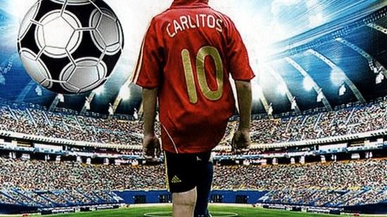 Carlitos, le but de ses rêves