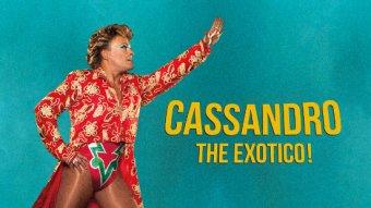 Cassandro the exotico !