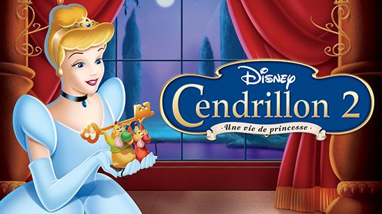 Cendrillon 2 : Une vie de princesse