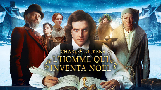 Charles Dickens - l'homme qui inventa Noël