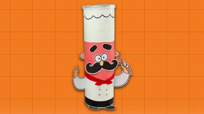 Chefe do Esparguete