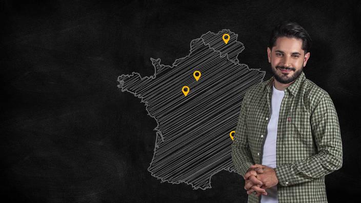 Christophe aribert - la maison aribert