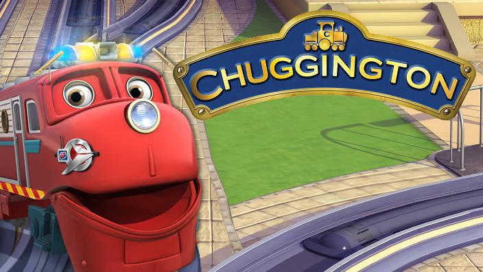 Chuggington - 150. Pas facile de rester propre