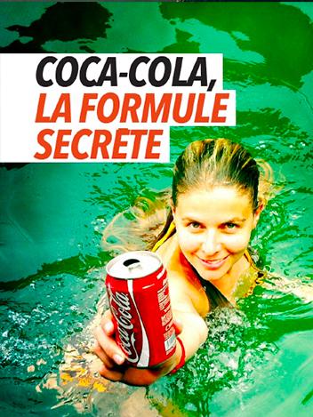 Coca-Cola et la formule secrète