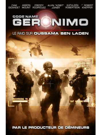 Code Name : Geronimo