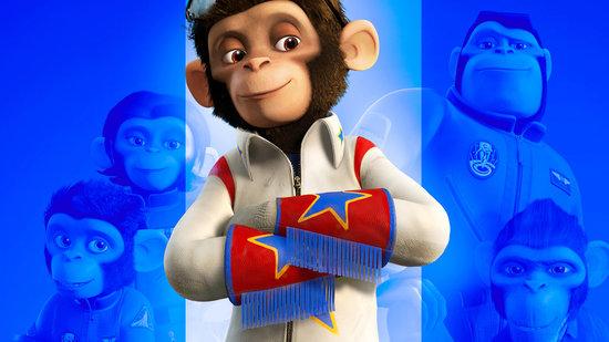 Collection Les chimpanzés de l'espace