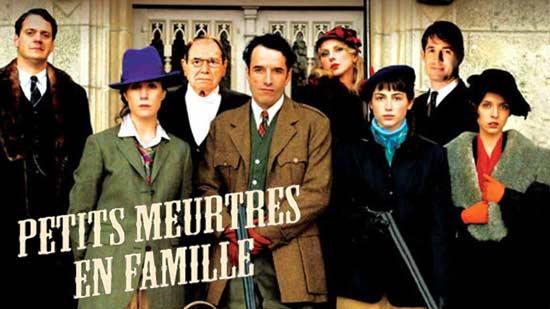 Collection : Petits meurtres en famille