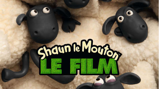 Collection Shaun le mouton