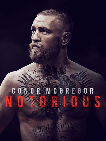 Conor Mc Gregor : Notorious