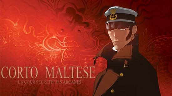 Corto Maltese : la cour secrète des Arcanes