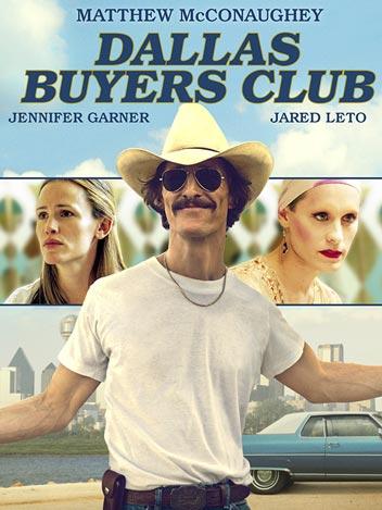 Dallas Buyers Club vu par Laeticia Casta