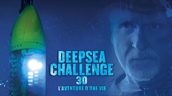 Deepsea challenge, l'aventure d'une vie
