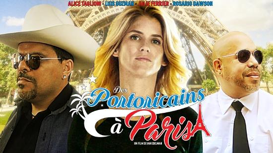 Des portoricains à Paris