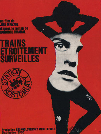 Des trains étroitement surveillés