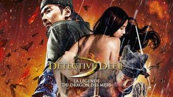 Detective Dee II : la légende du dragon des mers