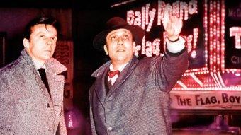 Deux hommes dans Manhattan