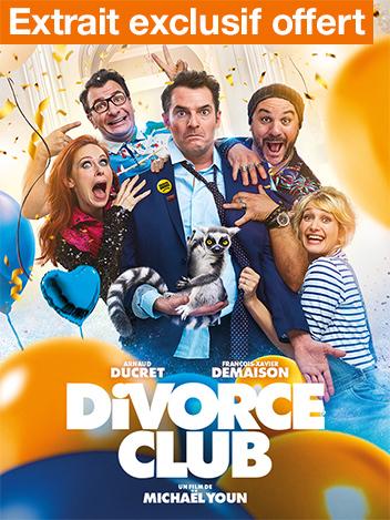 Divorce club - extrait exclusif offert