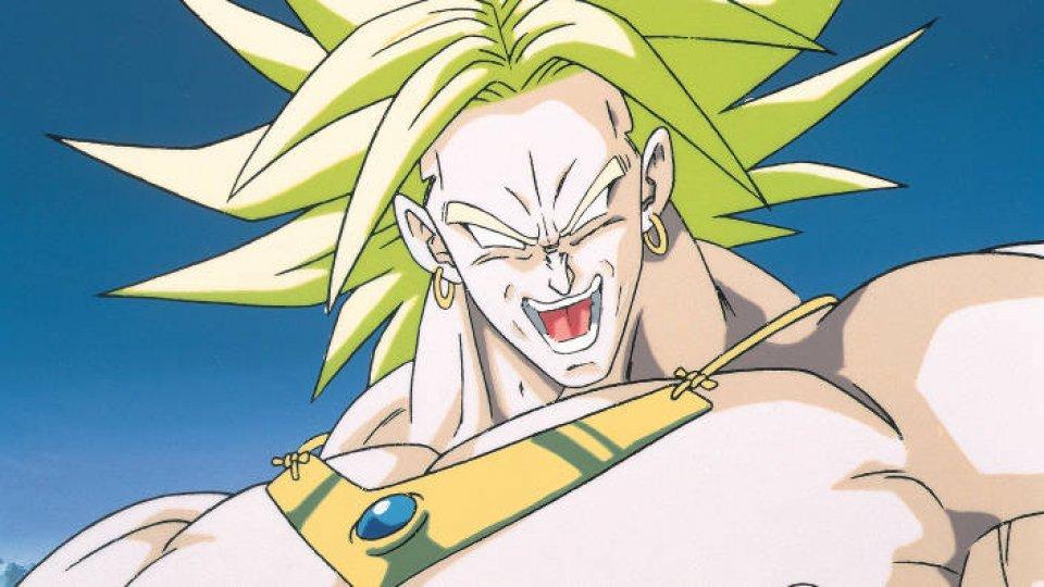 Dragon ball Z : Broly le super guerrier-S-01