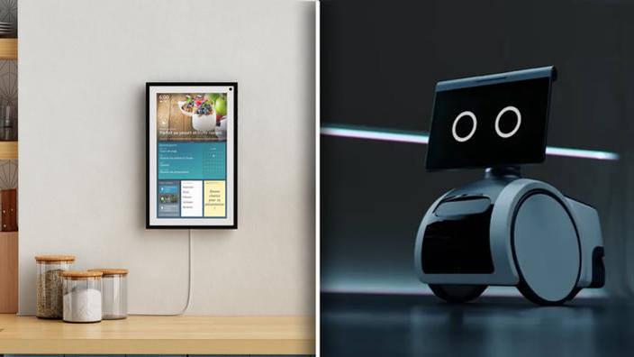 Echo Show 15, robot Astro : les annonces Amazon