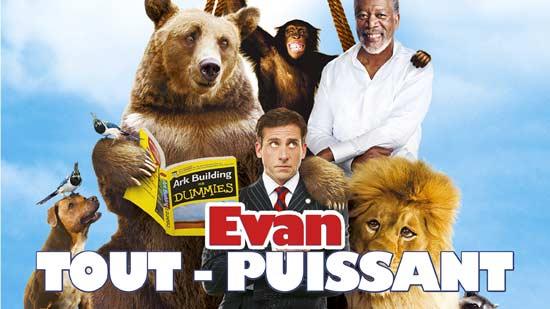 Evan tout puissant
