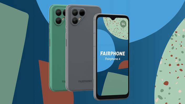 Fairphone 4, la nouvelle version du smartphone
